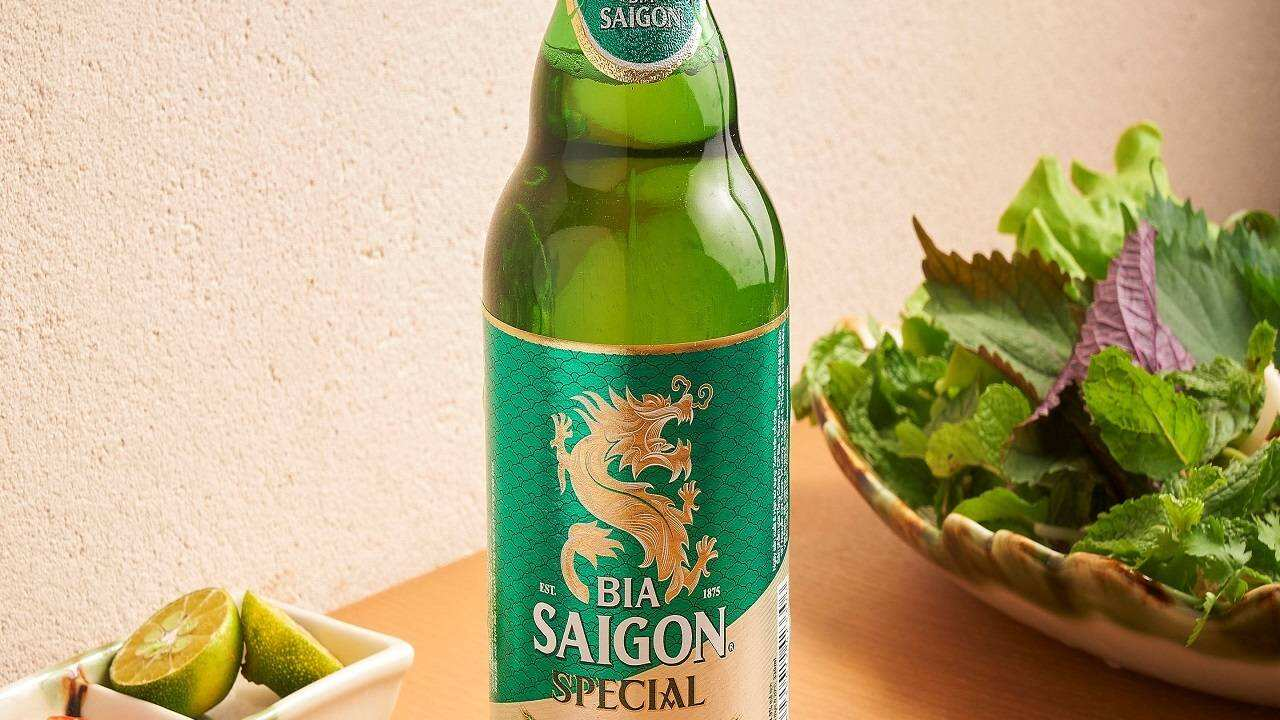 サイゴンスペシャルビール