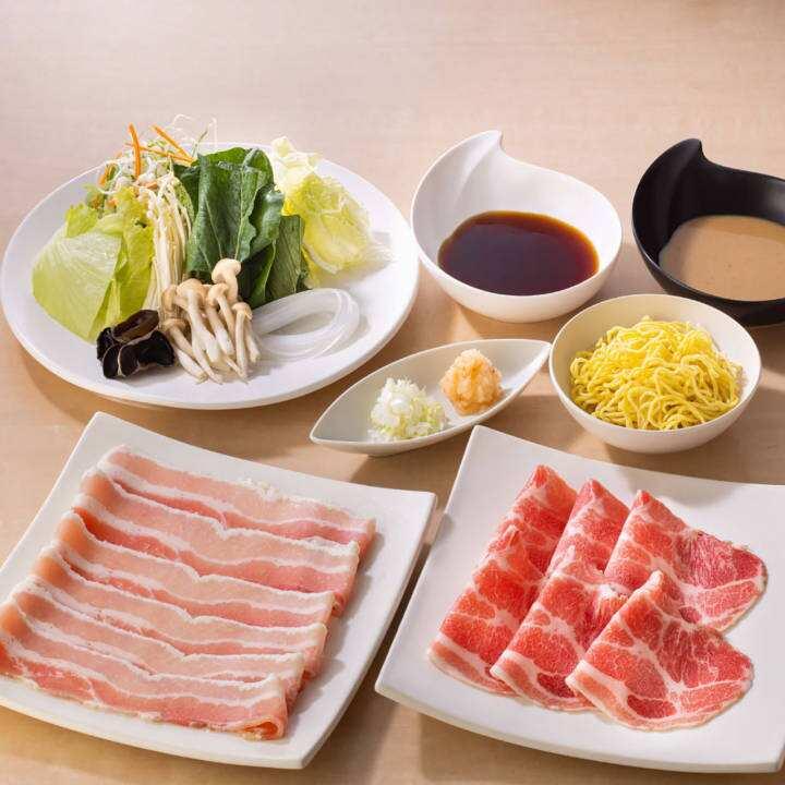 しゃぶ葉 松井山手店