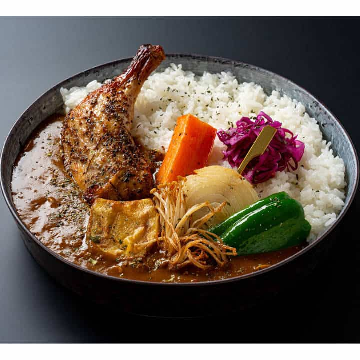 curry X curry X curry 北野店