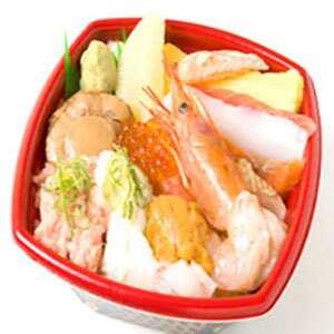 海鮮丼専門店 丼丸 玉造店