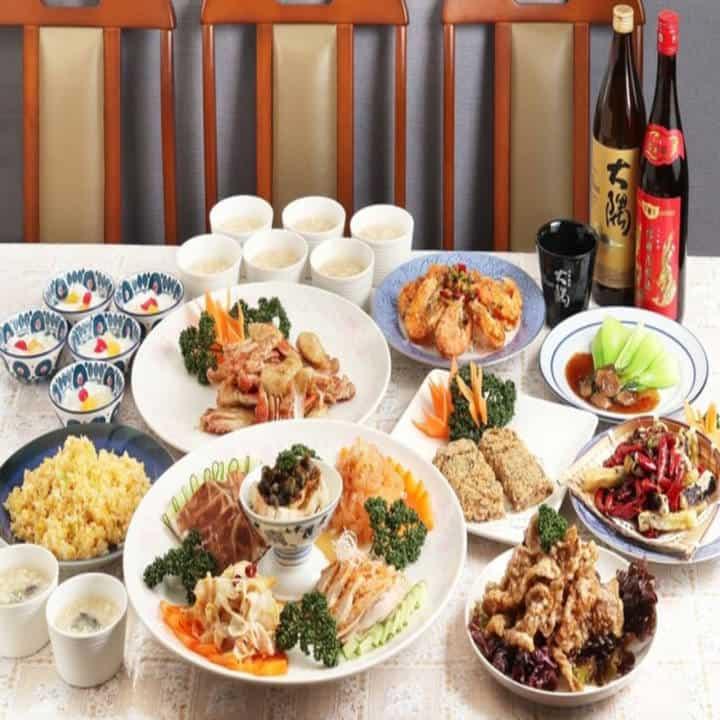 中国料理徳涌