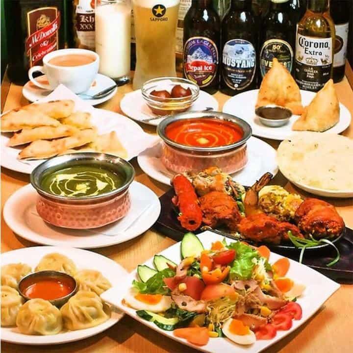 インド料理 ブッダム 広域店
