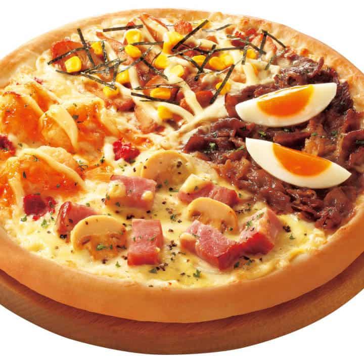 ピザ・カリフォルニア なめし店