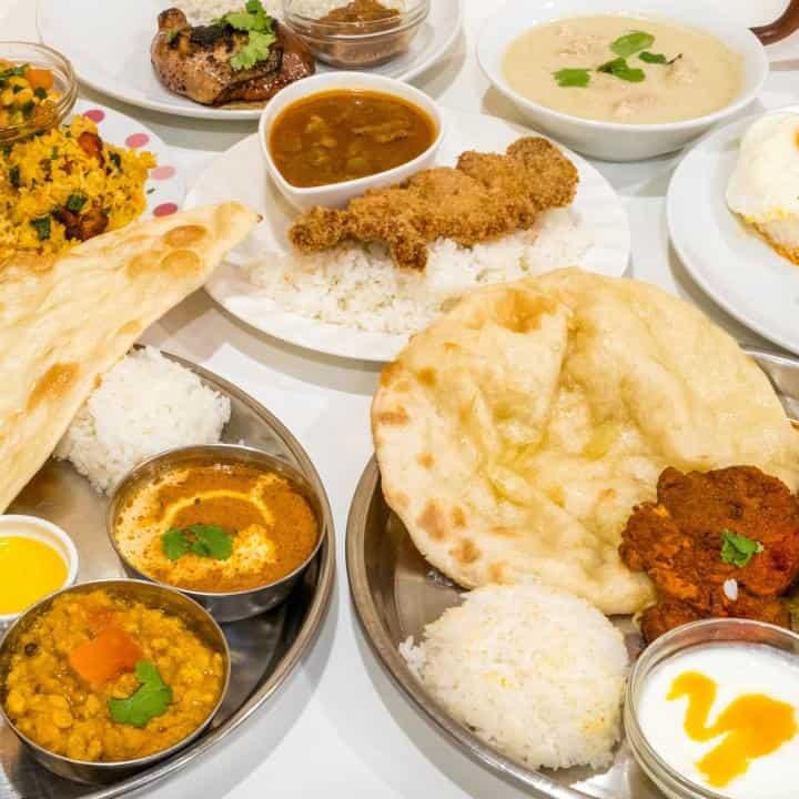 インド・タイレストラン アサ
