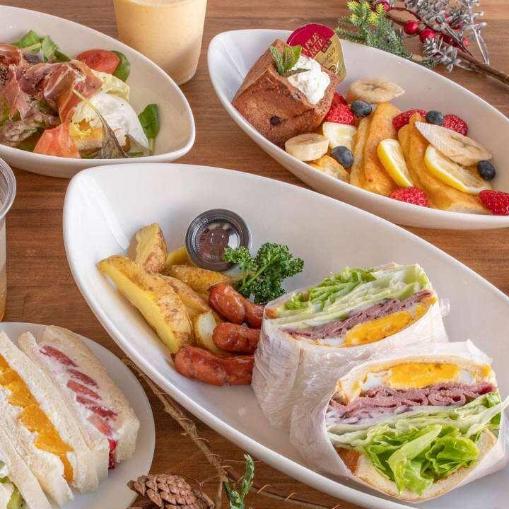 ANKH Sandwich Cafe