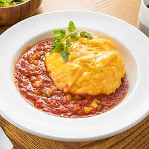omurice cafe yellow gourmet 吹田店