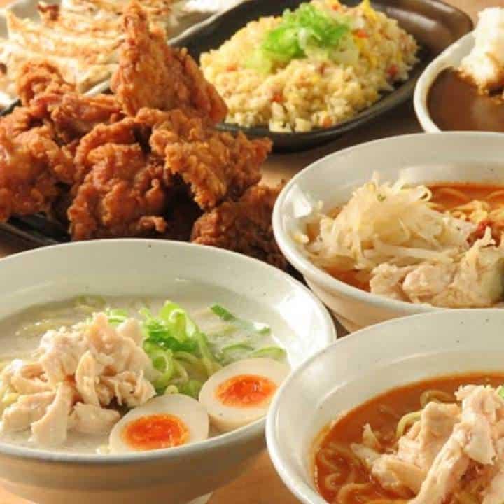 博多 とりめん 八王子北口駅前店