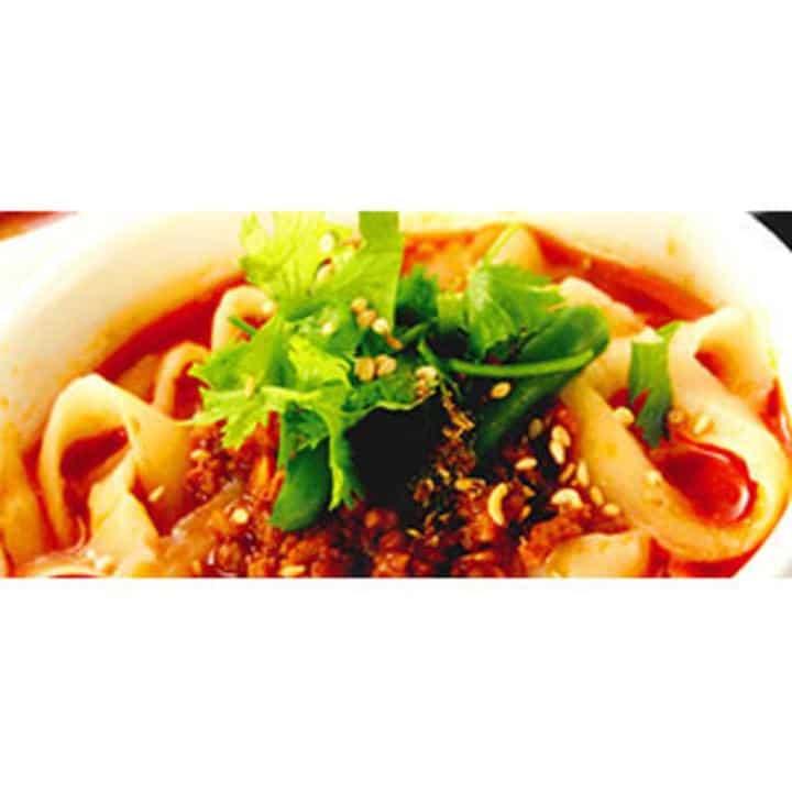 中華刀削麺 家庭料理