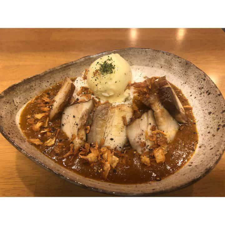 燻製カレー円町店