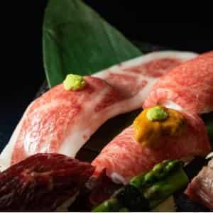 1人前OK 馬肉・和牛寿司 又二郎 神楽坂店