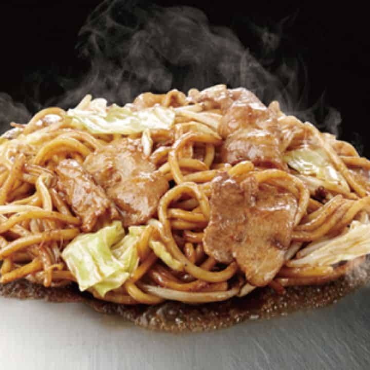 秘伝 70年焼そば 豚入り/Secret Recipe70th Yakisoba(Pork)