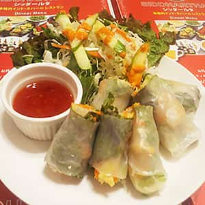 エビ野菜 巻き/shrimp Vegetable spring roll