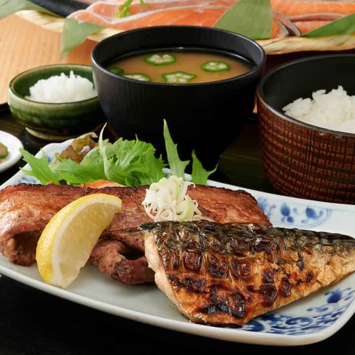 焼き魚専門店 こがね屋 与野本町店