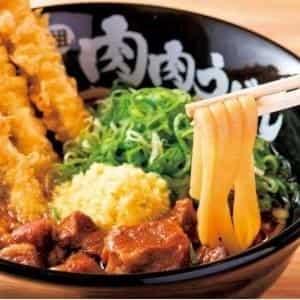博多名物 元祖 肉肉うどん 京都中央店