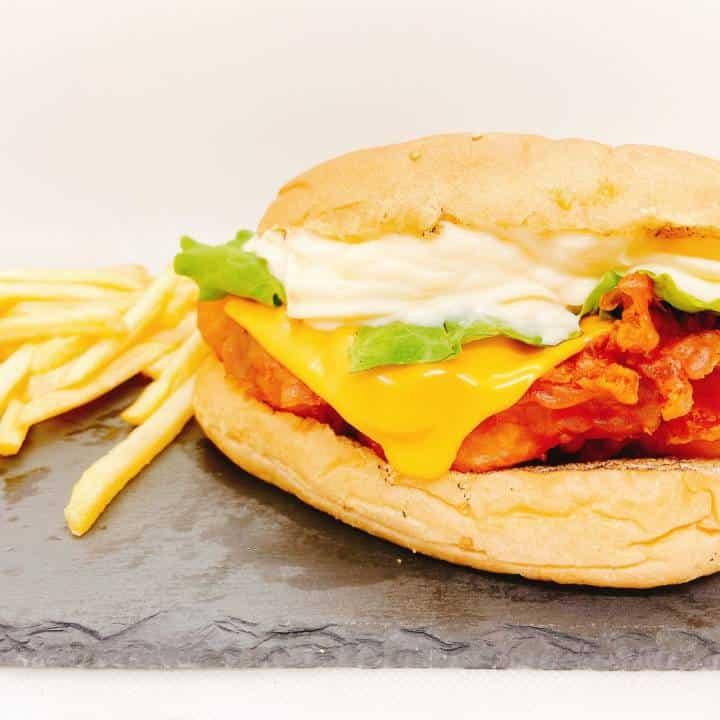 カスタマイズハンバーガー T's Burger