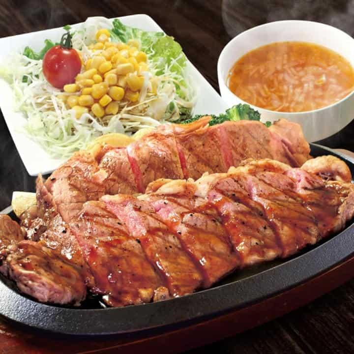 ステーキ&ハンバーグキング 武蔵新城店