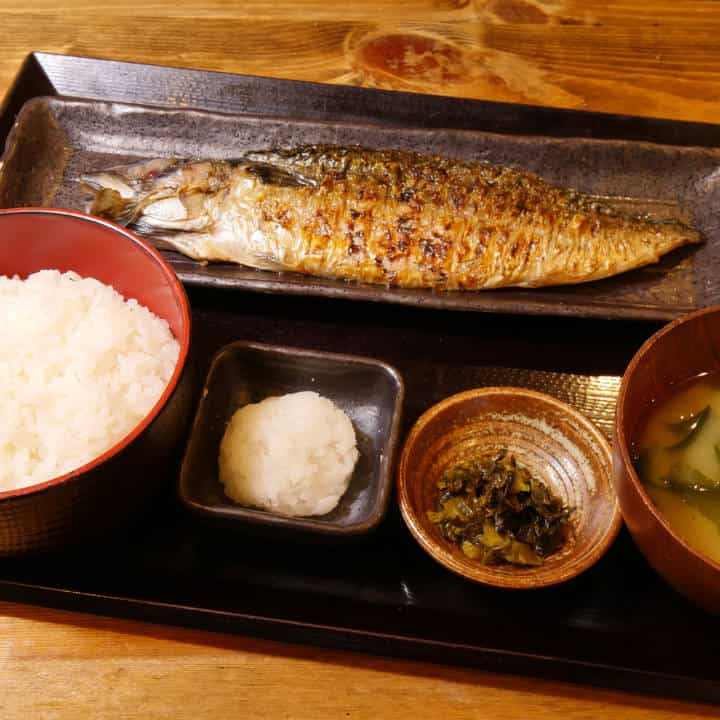 しんぱち食堂 小川町店