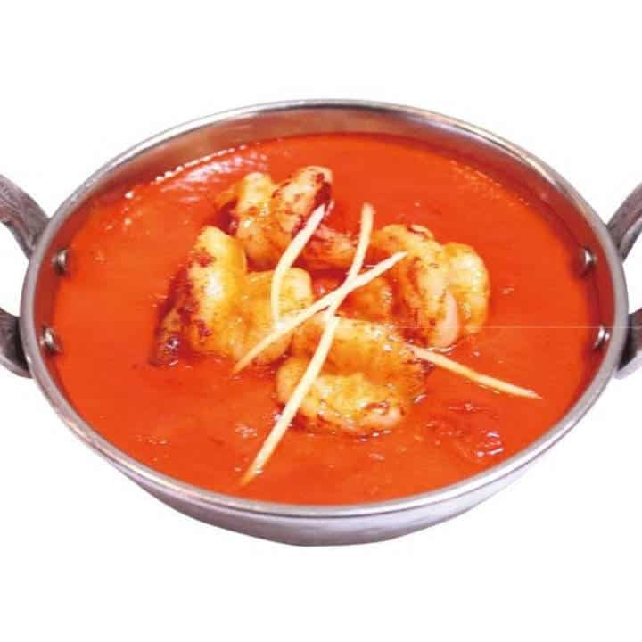 えびカレー Shrimp Curry