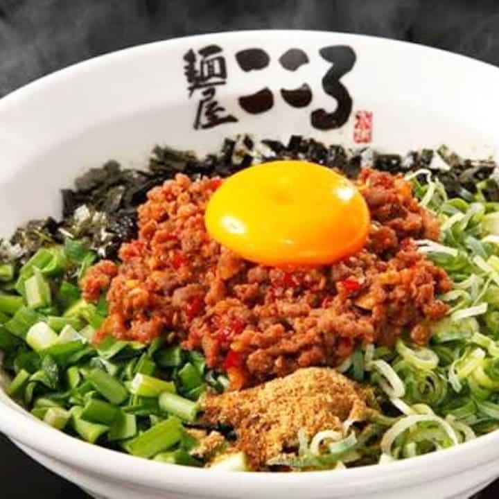麺屋こころ長瀬店